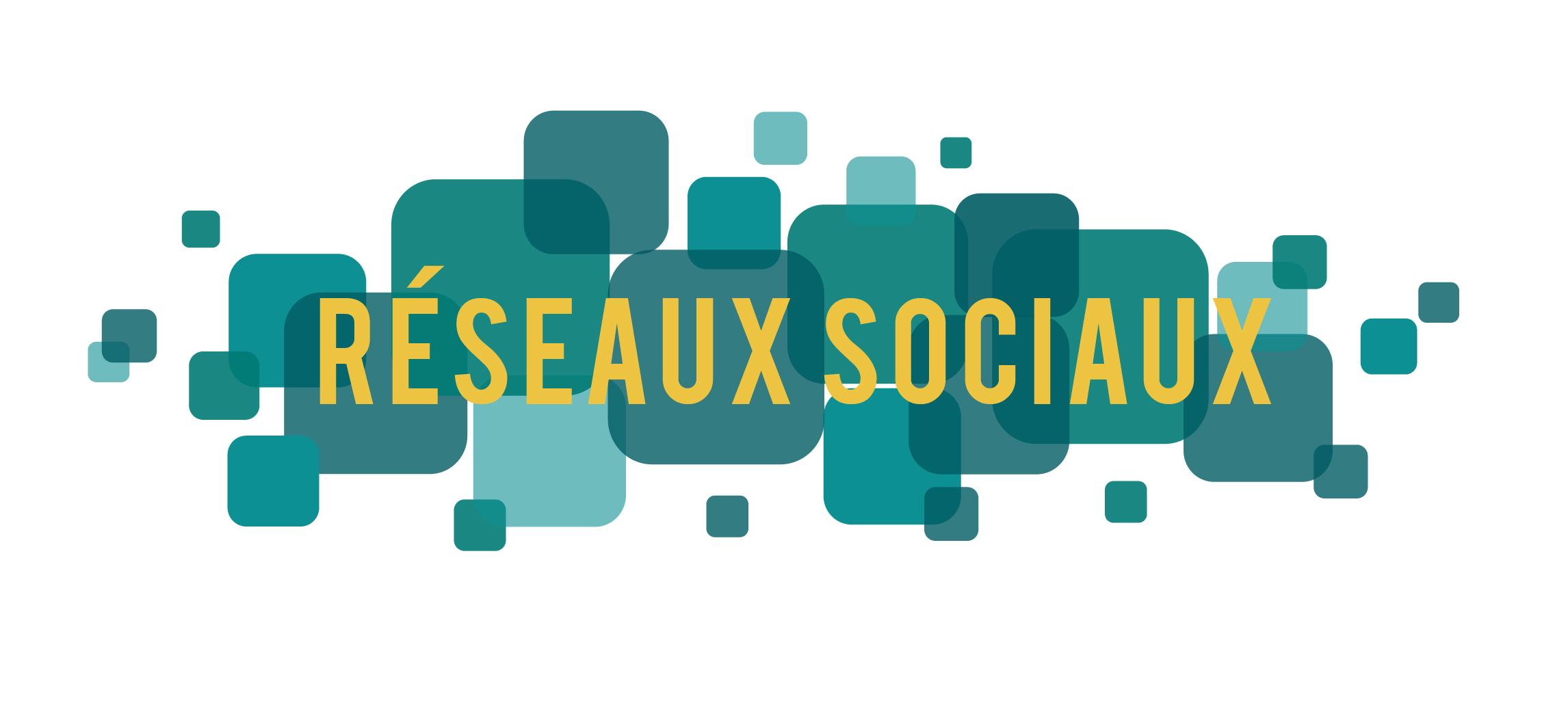 Rejoignez les réseaux sociaux