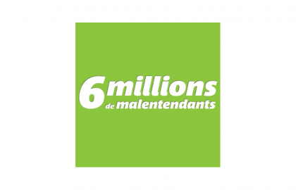 Rédaction du contenu site 6 millions de malentendants