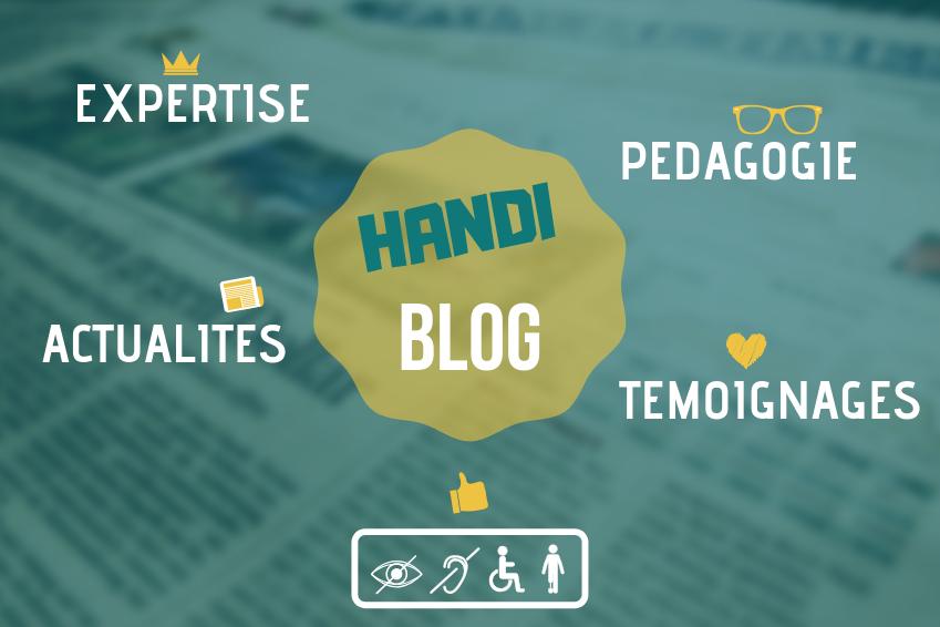 Blog dédié au handicap
