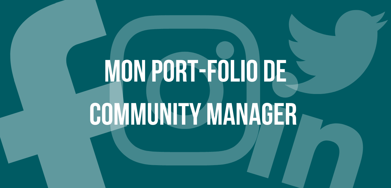 PORT FOLIO COMMUNITY MANAGER
