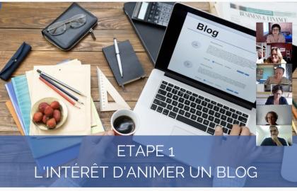 Masterclasse Relancer votre blog