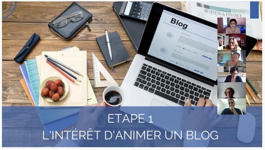 Masterclasse (Re)Lancez votre blog !