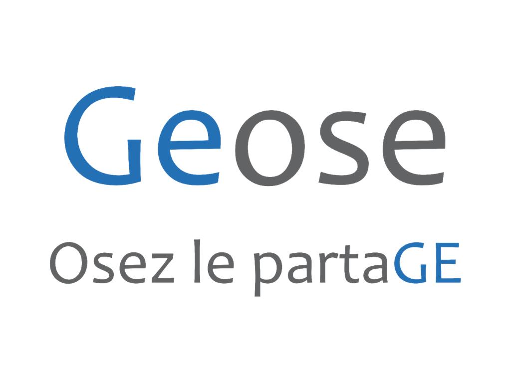 Geose contenu site web